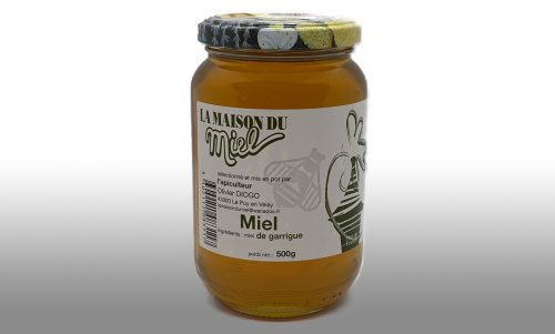 Miel de garrigue - API VELAY