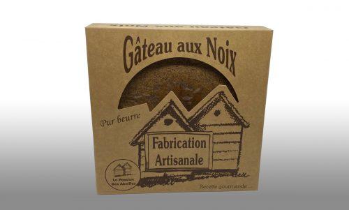 Gâteau aux noix - API VELAY